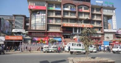 Roaming in Kathmandu Markets