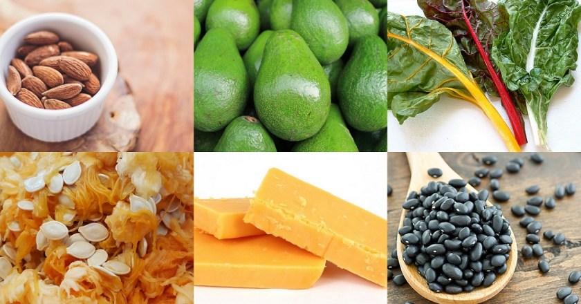 Magnesium Rich Food