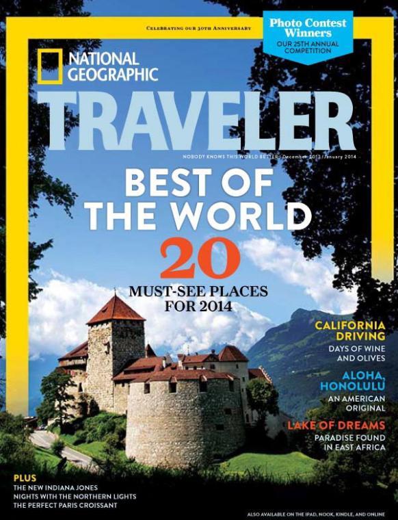 Top Ten Travel Magazines You Should Read