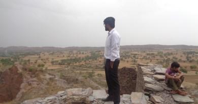 Mandhan Fort