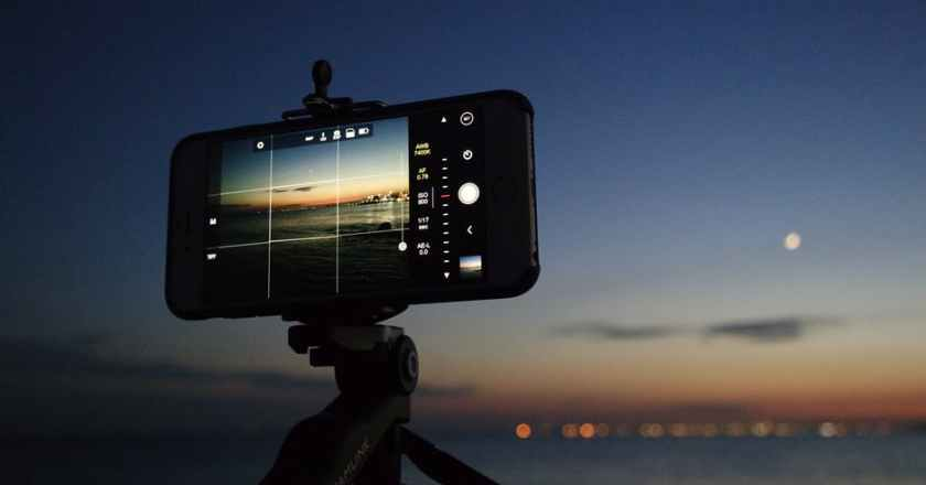 Smartphone photography has become a new trend
