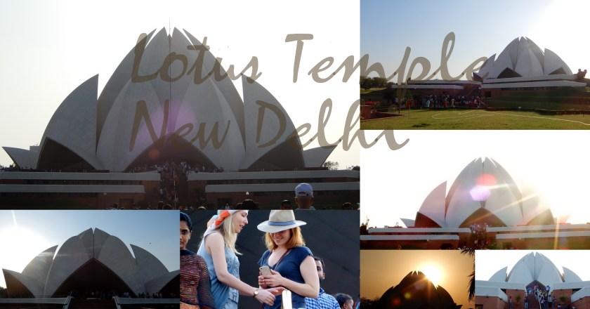 Lotus Temple New Delhi – The Bahai House of Worship