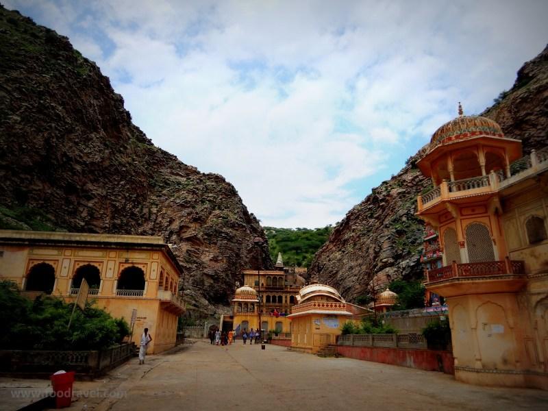 Galtaji Temple Jaipur