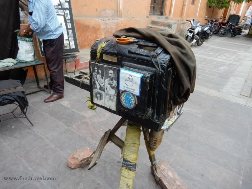 world's oldest camera in Jaipur