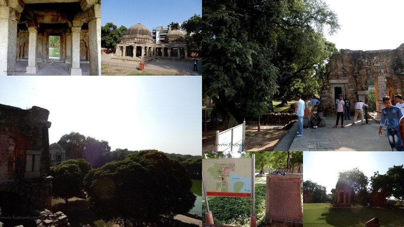 Places in Delhi where you can visit without entry ticket