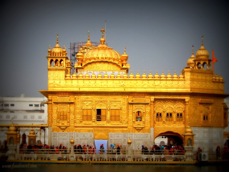 Journey to Golden Temple Amritsar