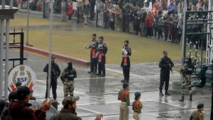 Wagah Attari Border Ceremony