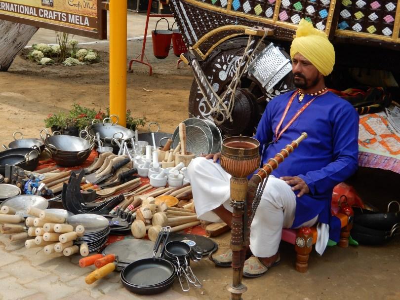 Surajkund International Crafts Mela