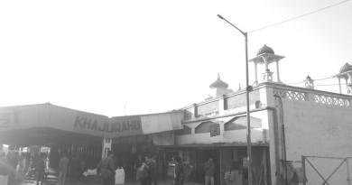 Unplanned Trip to Khajuraho