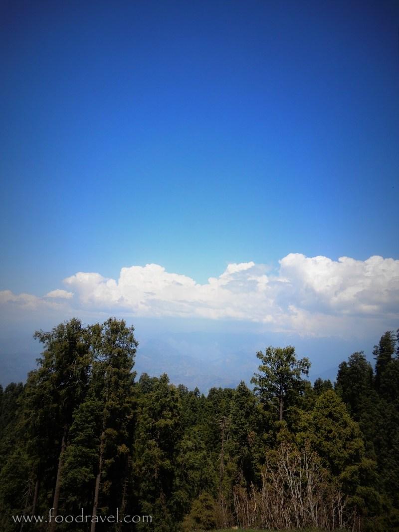 Dainkund Peak