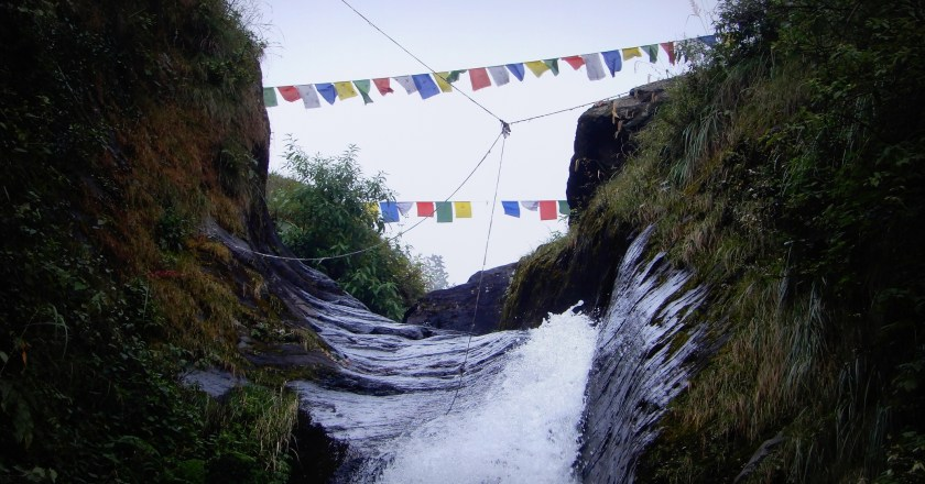 Trekking to Bhagsu Nag Waterfalls from Mcleod Ganj