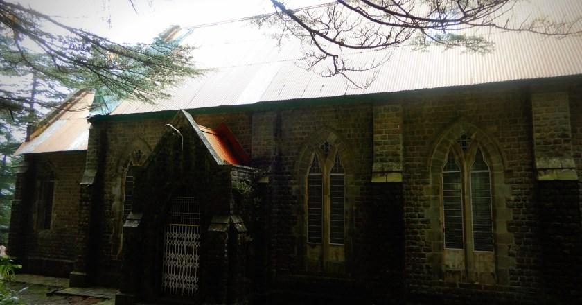 St John in the Wilderness Mcleod Ganj – Old Anglican Church in Dharamshala