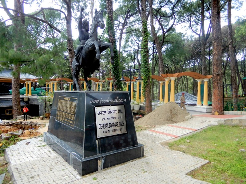 war memorial dharamshala