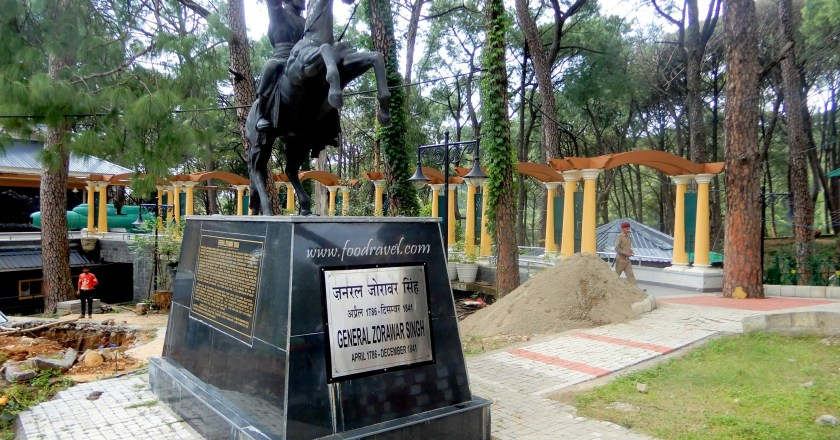 War Memorial Park Dharamshala – Respecting the Unsung Heroes of Nation