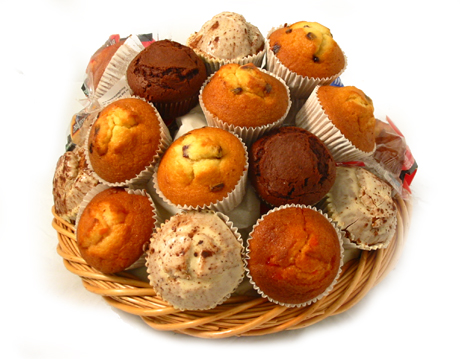Topic on muffins 1