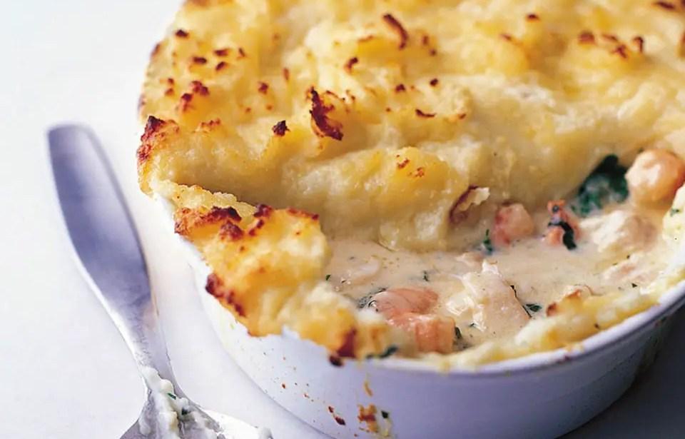 Fish pie recipe food