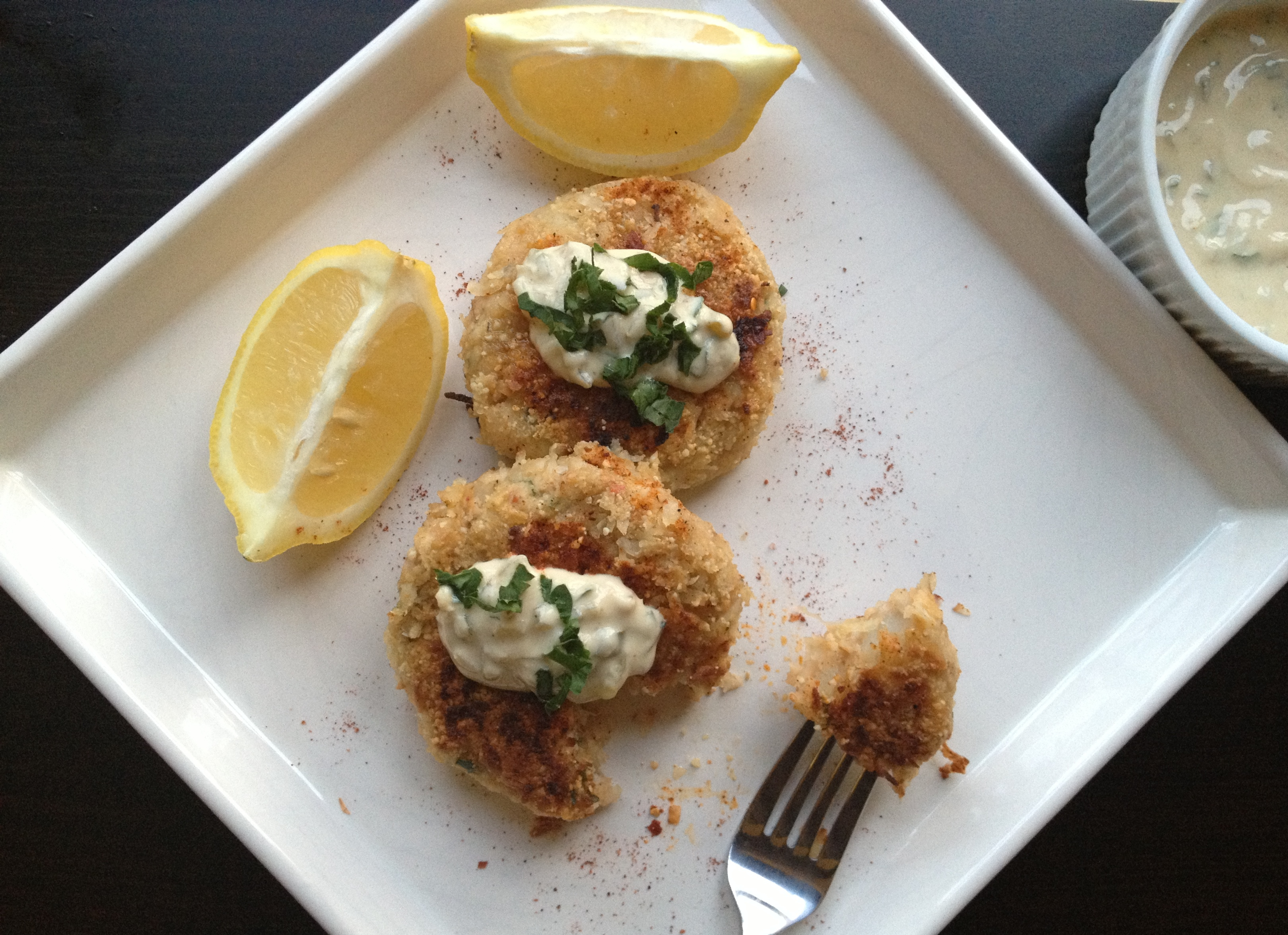 Herdy haddock fish cakes