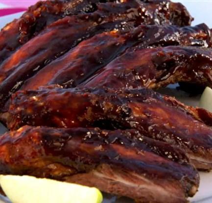 Beef BBQ ribs – Recipe 4