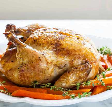 This is how to make roasted Chicken – Recipe 4