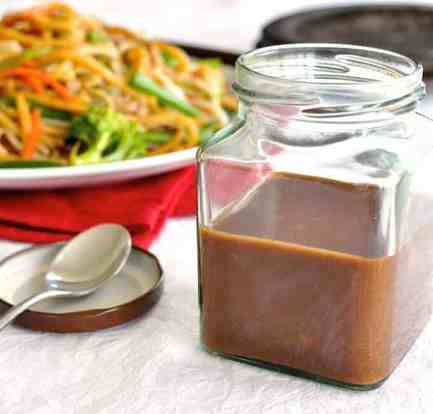 This is how to make stir-fry sauces – Recipe 1