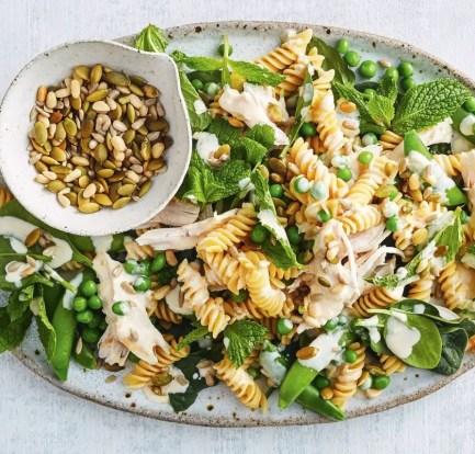 Healthy chicken pasta food recipes