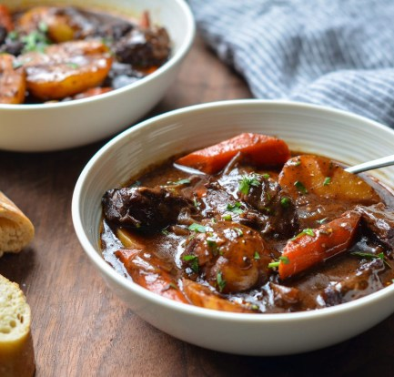 This is how to make Beef stew food recipes