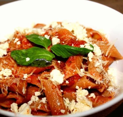 The perfect Penne Arrabbiata 1