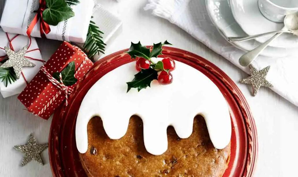 Christmas pudding cake recipe foodrecipes