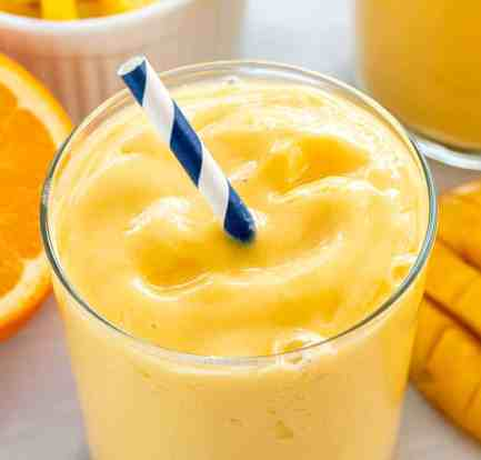 Mango smoothie in less than 30 Minutes – Recipe 1