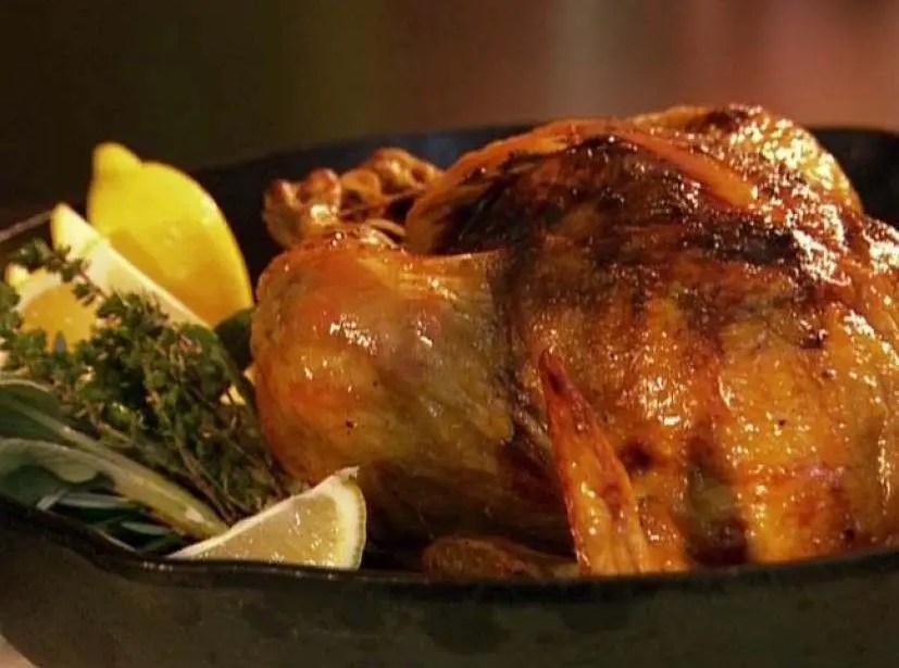 how to make Roast chicken gravy food recipes