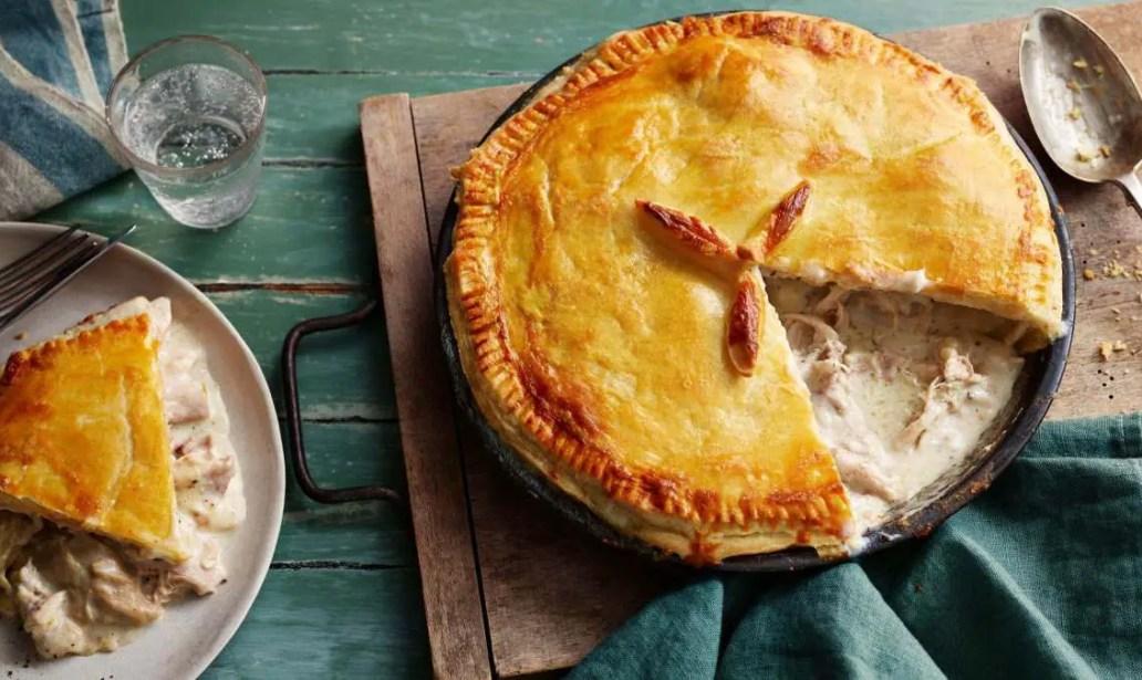 Chicken pie – Recipe