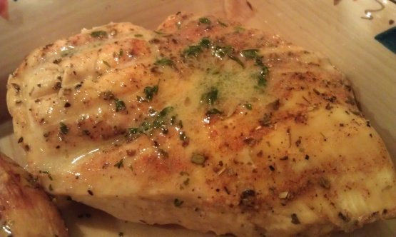 Chicken in lemon butter sauce – Recipe 1
