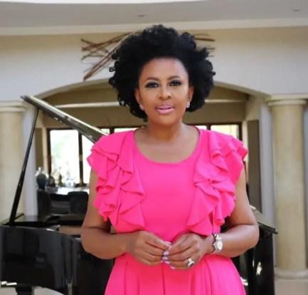 Former Miss SA Basetsana Kumalo responds to claims she is pregnant with Tanzania president, John Magufuli's child 3