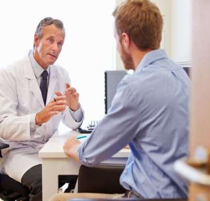 Living Healthy Helps Deadly Prostate Cancers in Men at High Risk 1