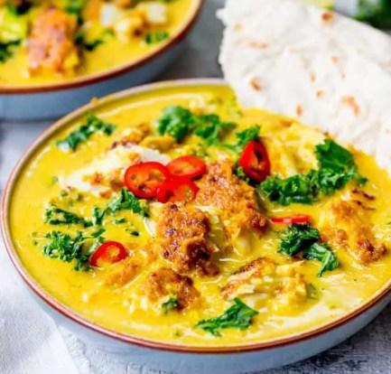 Thai fish curry – Recipe 8