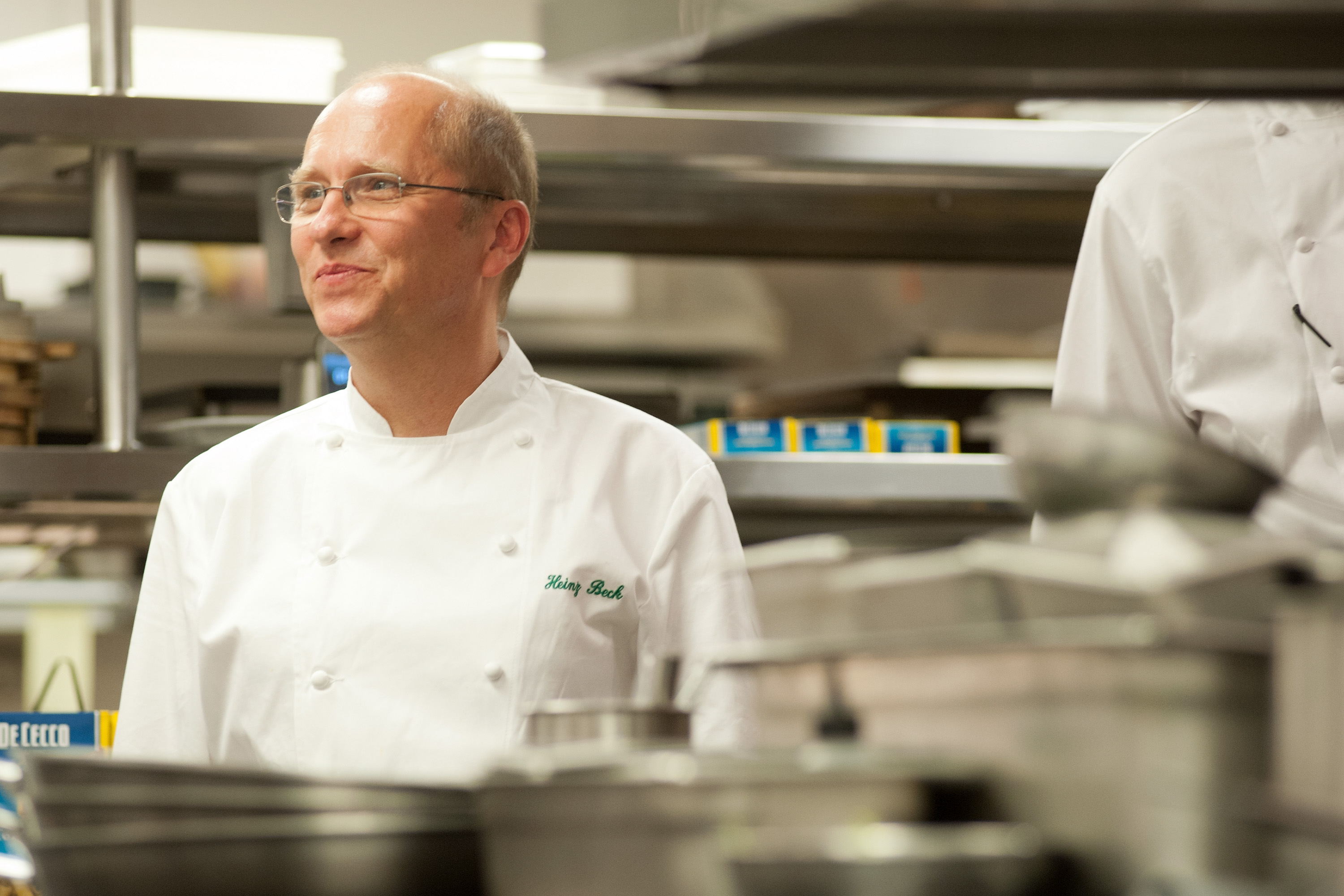 Heinz Beck Is The Roman Master Chef You Probably Don't