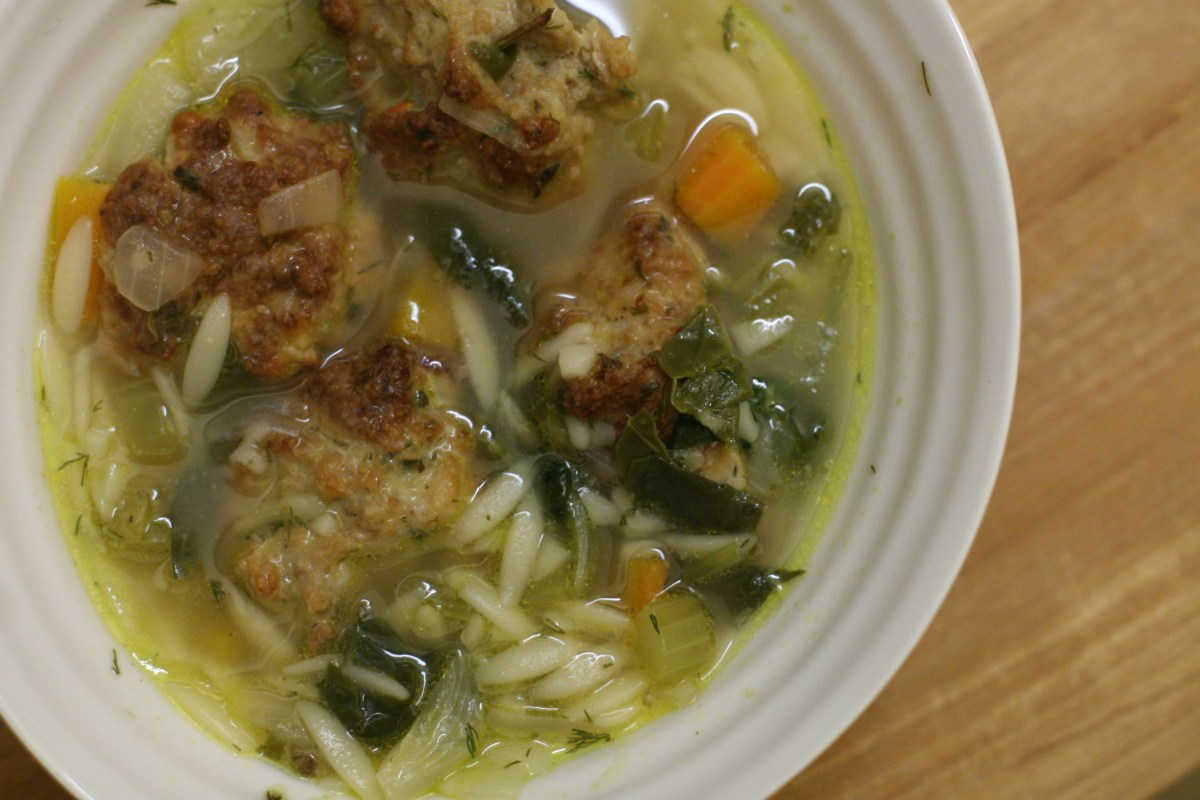 Barefoot Contessa Meatballs. Time In Soup