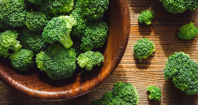 bowl of brocolli