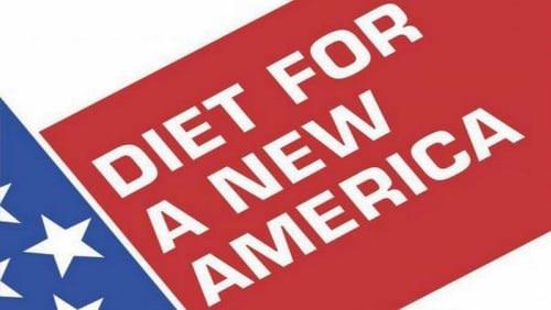 《新美國飲食》徽標