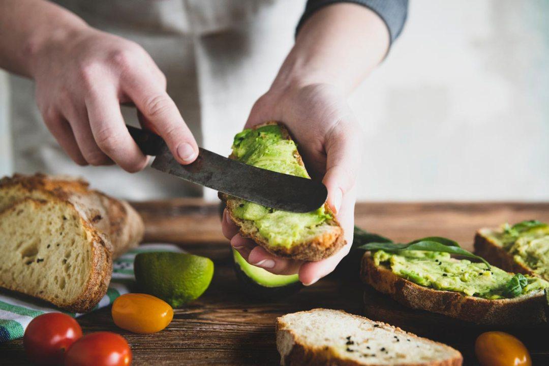 準備一個三明治