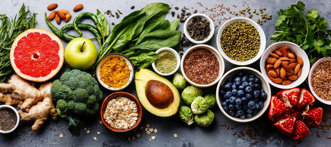 營養食品有益於心理健康