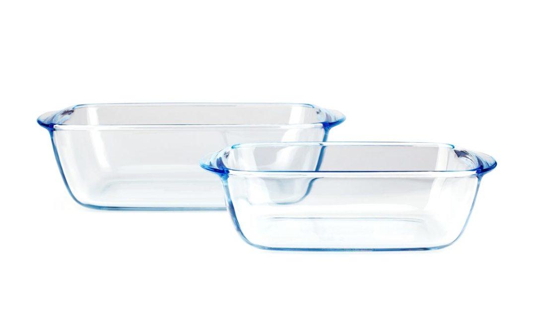 空的玻璃砂鍋菜