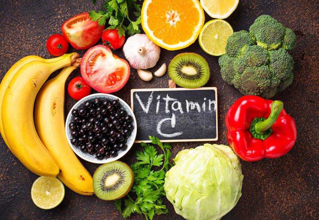 含維生素C的食物