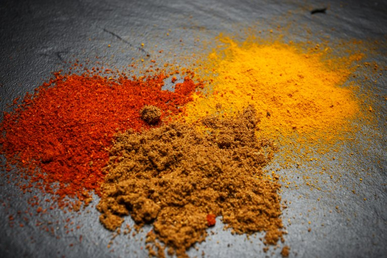 Is the Color of Your Spice up to Snuff?