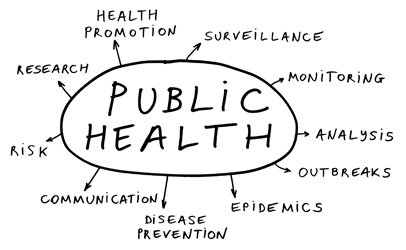 Local Health Departments Gain Accreditation From New