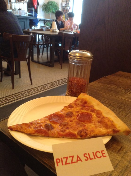 Shibuya Pizza Slice