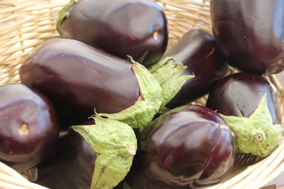 Where do eggplants come from