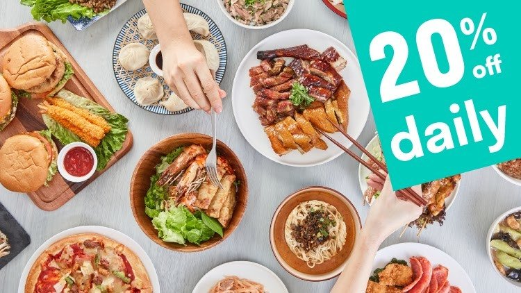 Save 20% off on selected restaurants in this Chinese New Year! - Deliveroo Foodscene