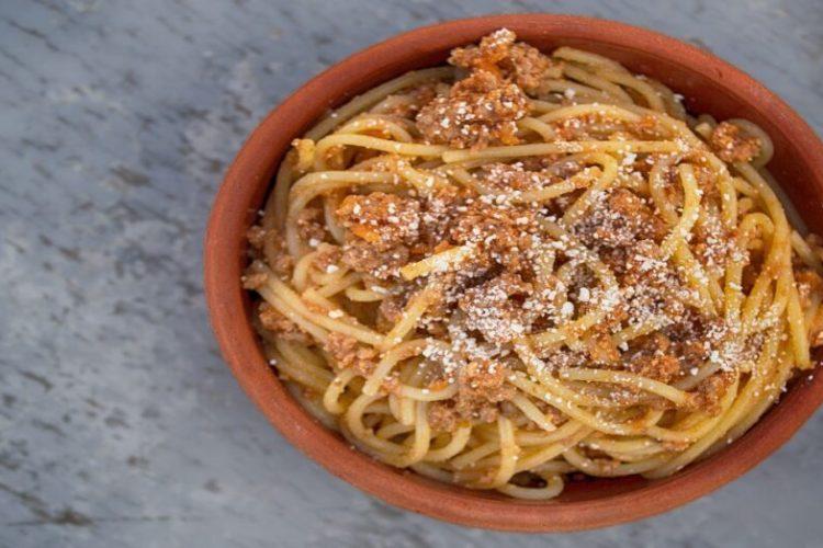 spaghetti and meatballs marinara recipe