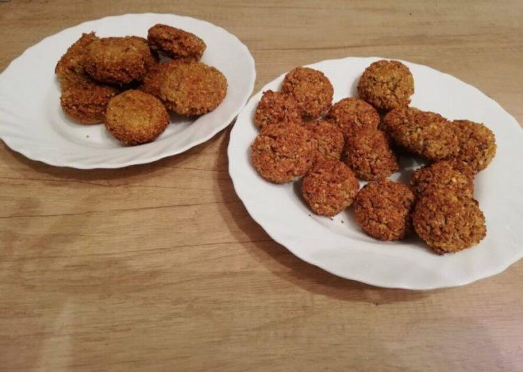 falafel recipe baked